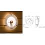 Гигрометр (оптоволоконные светильники для сауны)
