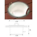 Шайка IB320 (оптоволоконные светильники для сауны)