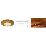 Потолочный светильник SCA (оптоволоконные светильники для сауны)