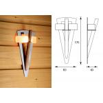 Факел TL-100 (оптоволоконные светильники для сауны)