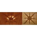 Звезда (оптоволоконные светильники для сауны)